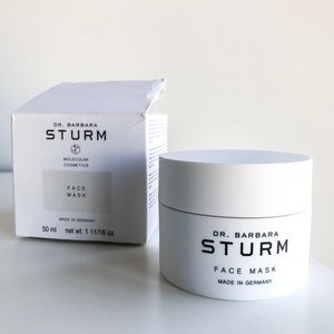 Dr Barbara Strum Face Mask